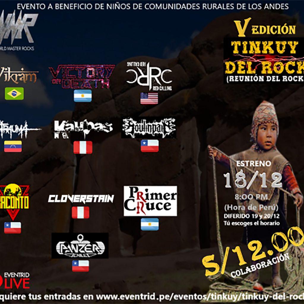 festival-de-rock-peruano-tinkuy-del-rock-con-la-participacion-especial-de-la-banda-peruana-cloverstain