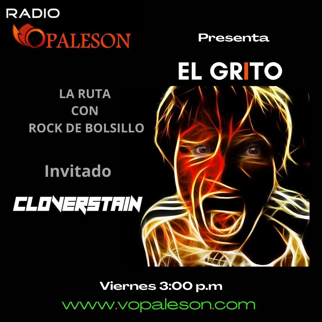 vopaleson-radio-colombiana-entrevista-flyer-a-banda-de-rock-peruana-llamada-cloverstain